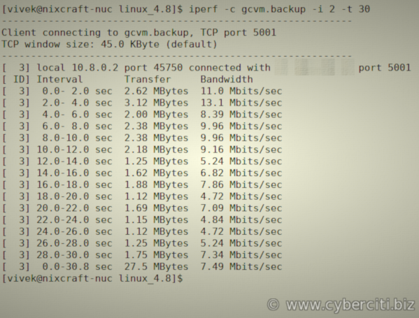 How to Boost Linux Server Internet Speed with TCP BBR